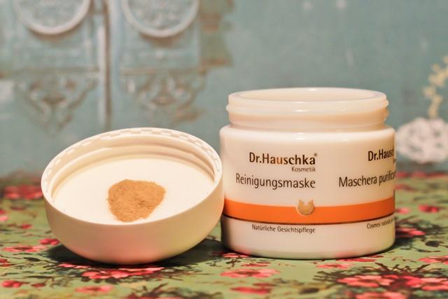 Dr Hauschka Reinigungsmaske