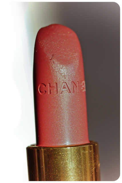 chanel rouge coco camelia