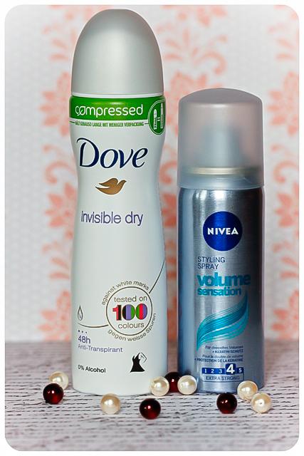 deo und haarspray