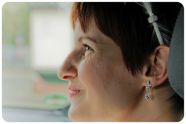 hochzeits makeup profil