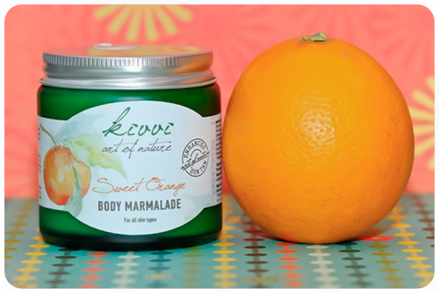 kivvi body marmalade sweet orange size