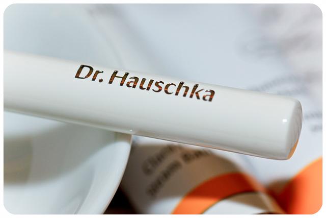 dr hauschka pinsel schrift