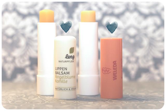 lippenpflege weleda lenz