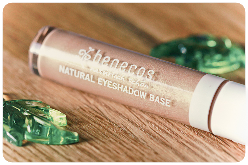 benecos eyeshadow base