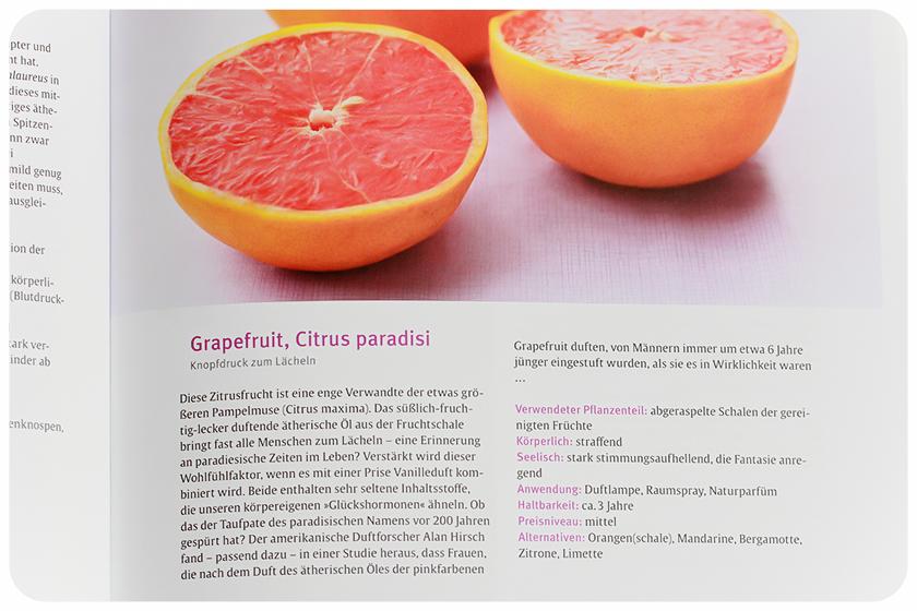 Aromatherapie für Sie Grapefruit