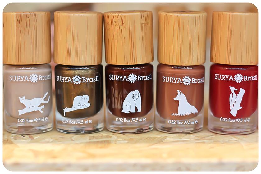surya brasil nail polish