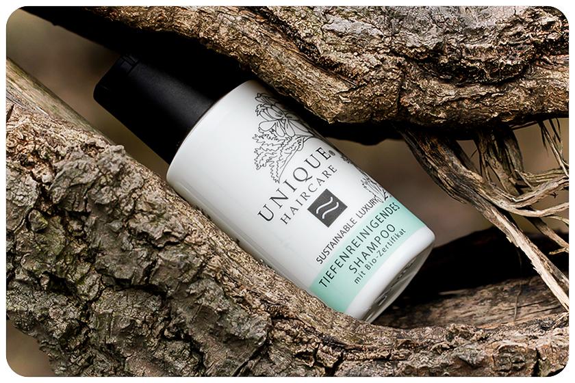 unique tiefenreinigendes shampoo