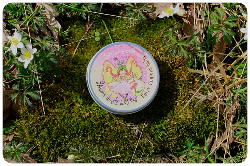 cocooning fairy fingers balm