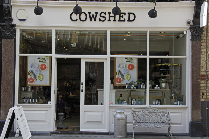 cowshed london soho