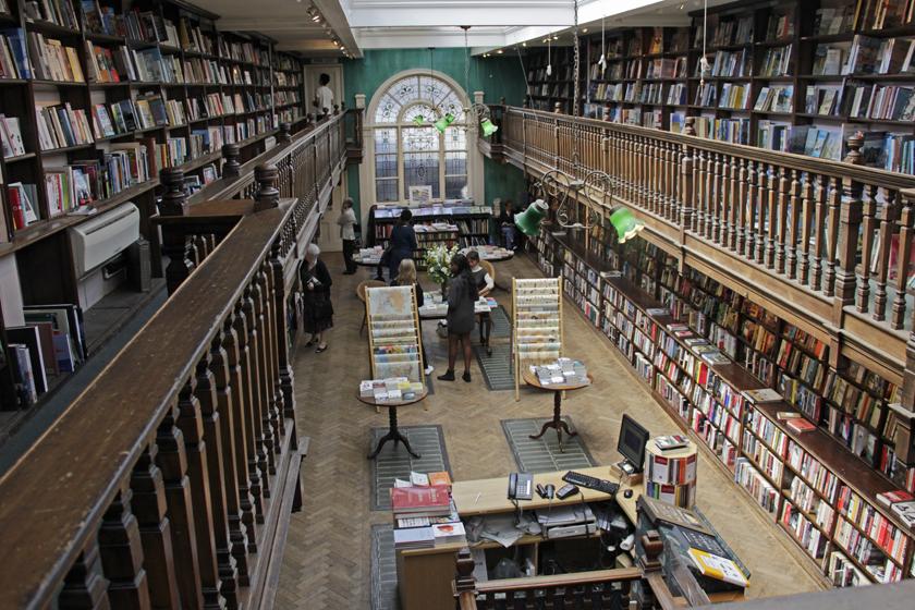 london daunt books