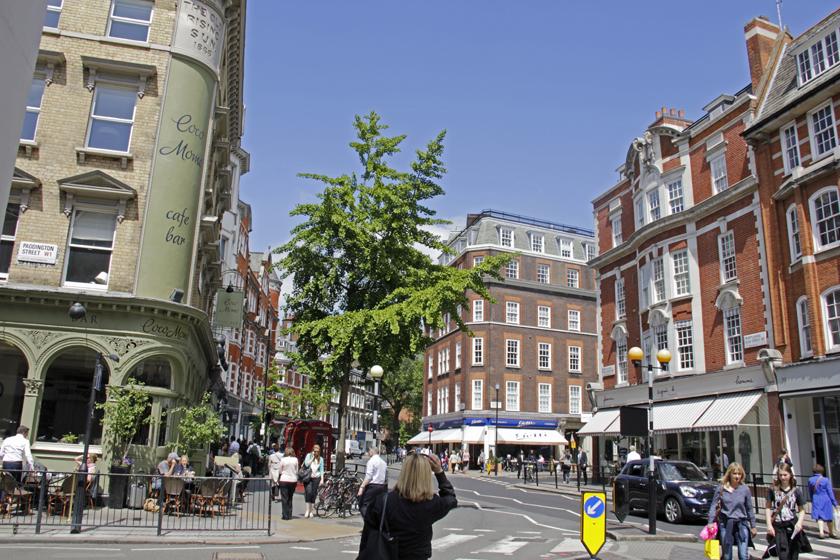 london marylebone high street