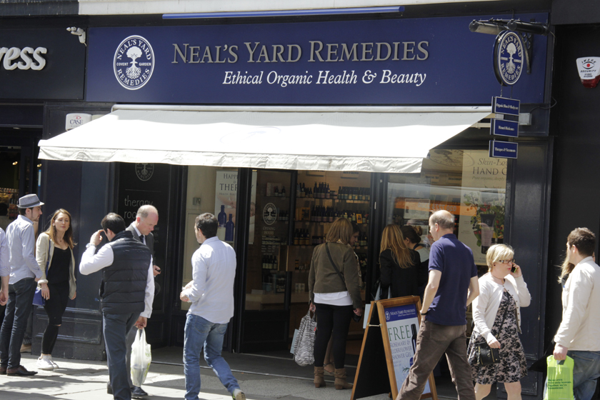 neils yard remedies london