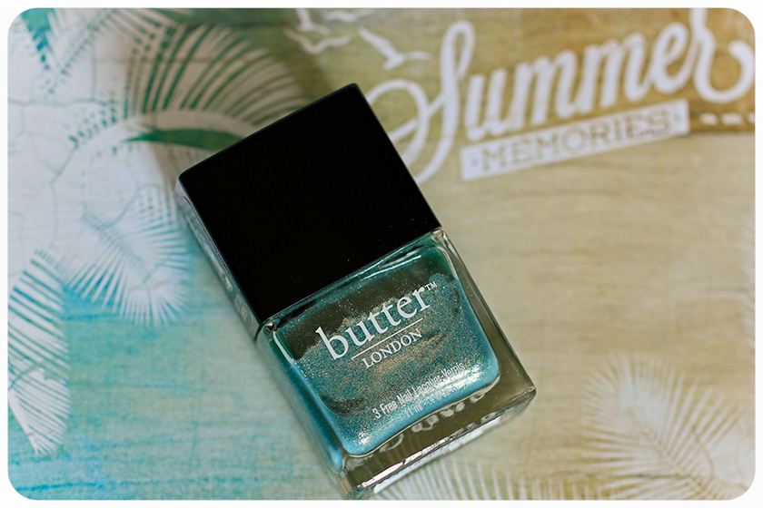 butter london victoriana