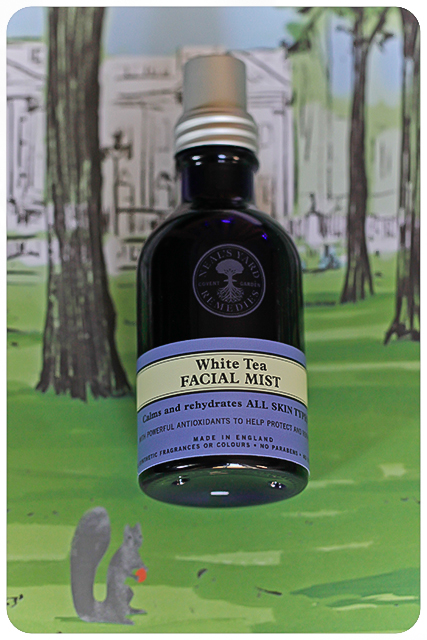 neils yard remedies white tea facial mist