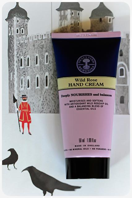 neils yard remedies wild rose hand cream