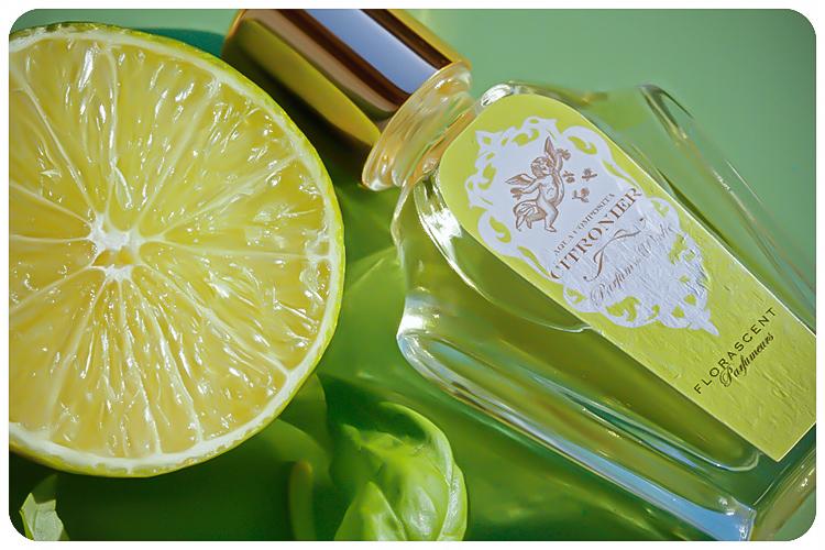 florascent citronnier