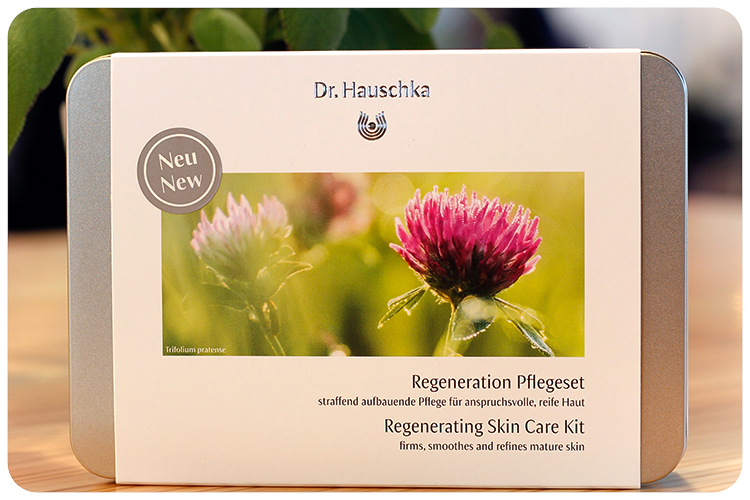 dr hauschka regeneration pflegeset