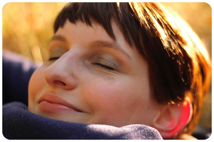 natural makeup fall farbtupfer
