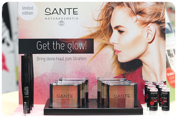 sante get the glow limited edition