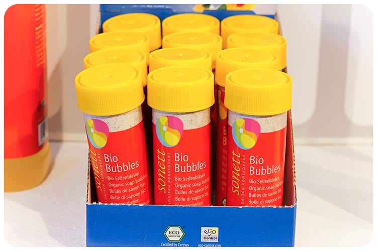 sonett biobubbles