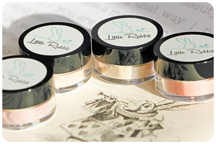 little rabbit mineralkosmetik lidschatten