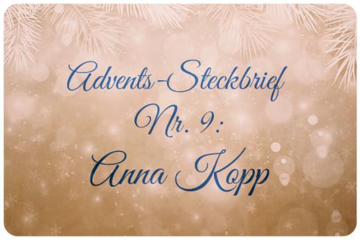 Adventskalender Anna Kopp