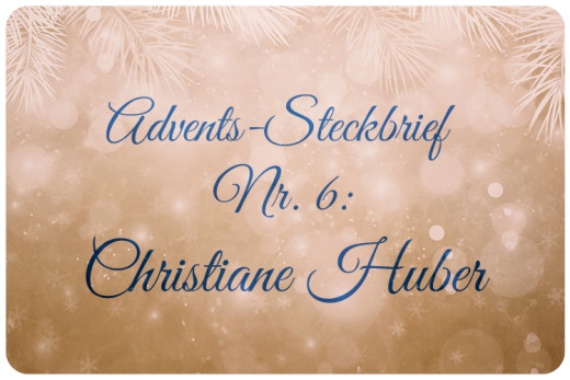 Adventskalender Christiane Huber