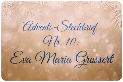 Adventskalender Eva Grossert