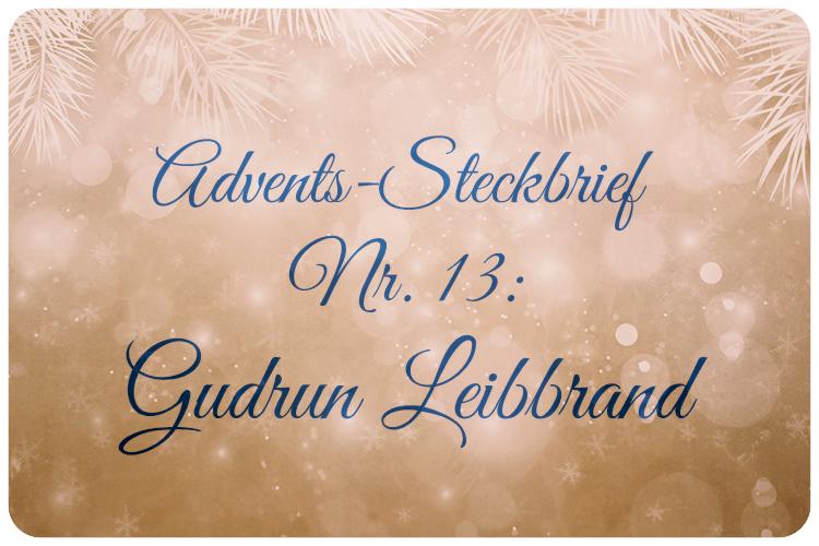 Adventskalender Gudrun Leibbrand