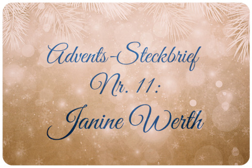 Adventskalender Janine Werth