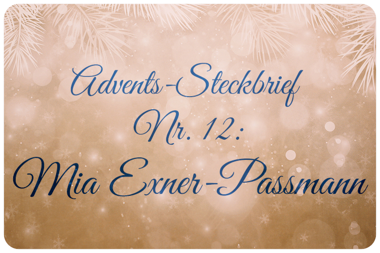 Adventskalender Mia Exner Passmann