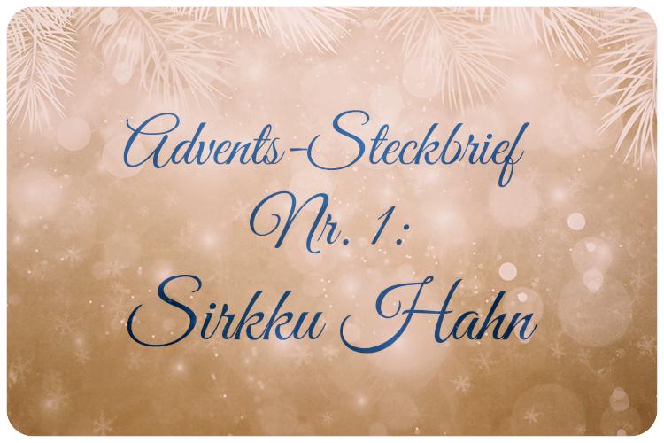 Adventskalender Sirkku Hahn