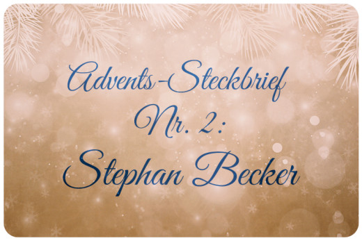 Adventskalender Stephan Becker