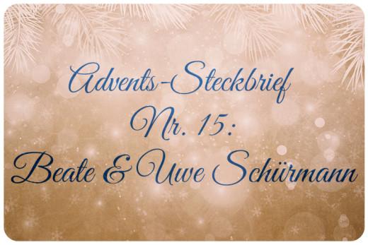 Adventskalender Uwe und Beate Schürmann