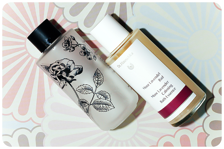 dr hauschka moor lavendel bad lucy annabella bademilch date night
