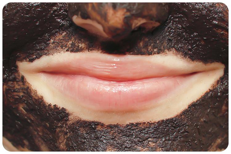 vestige verdant organic bioactive anti ageing mask smile