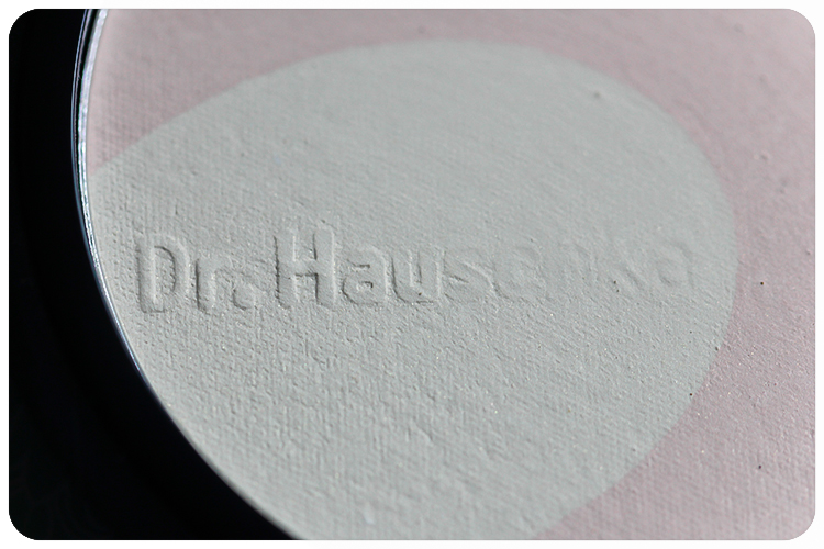 dr hauschka comeback LE balancing teint powder
