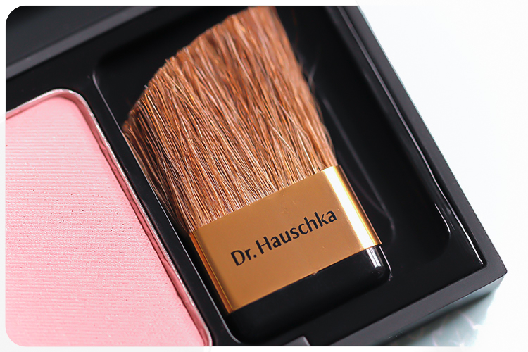 dr hauschka comeback LE rouge powder duo