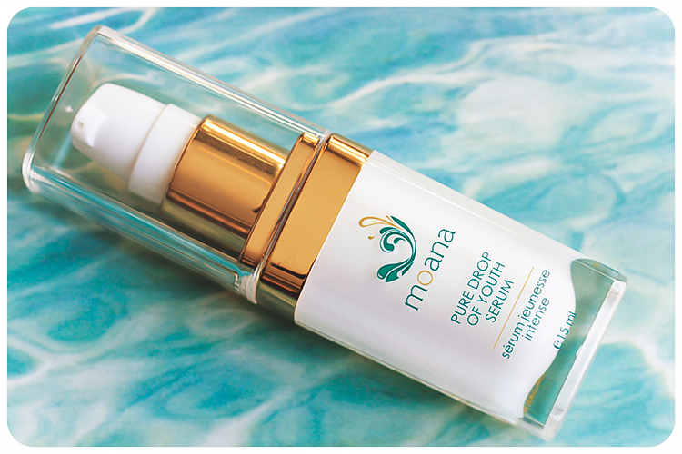 moana pure drop of youth serum