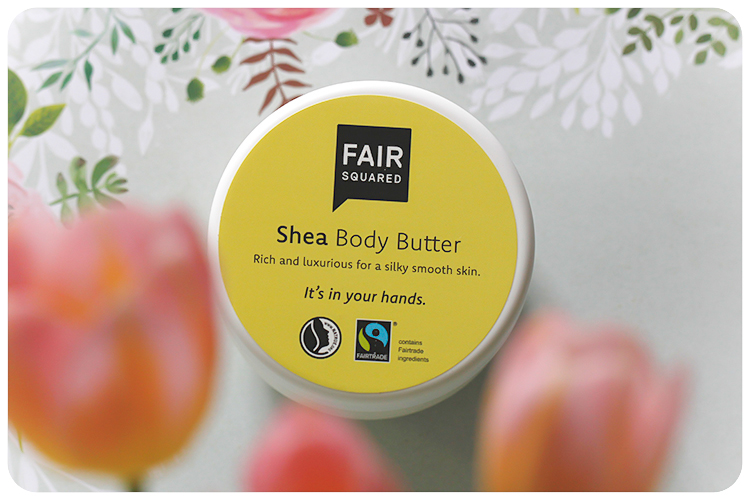 fair squared shea body butter