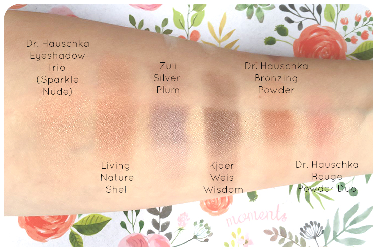 rms beauty master mixer swatch