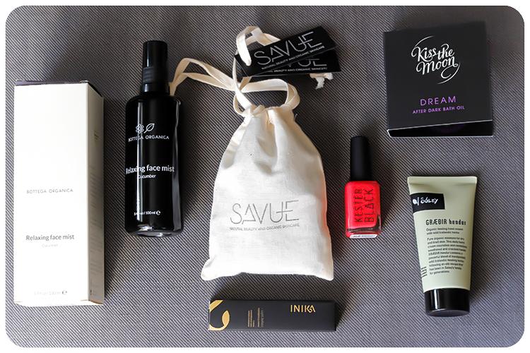 savue beauty bestellung produkte 2