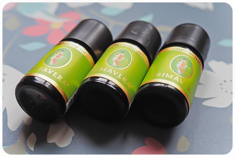 aromatherapie ätherische öle starter set