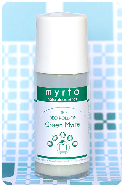 myrto bio deo rollon green myrte
