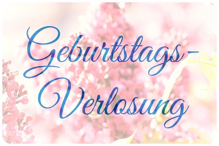 Blog Geburtstag Herbs & Flowers Verlosung