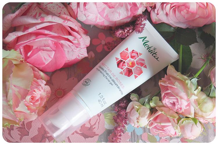 melvita nectar de roses gelee fraiche