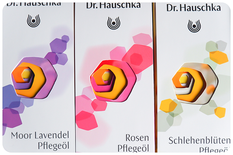 Dr Hauschka Pflegeöle Herbst LE 2016