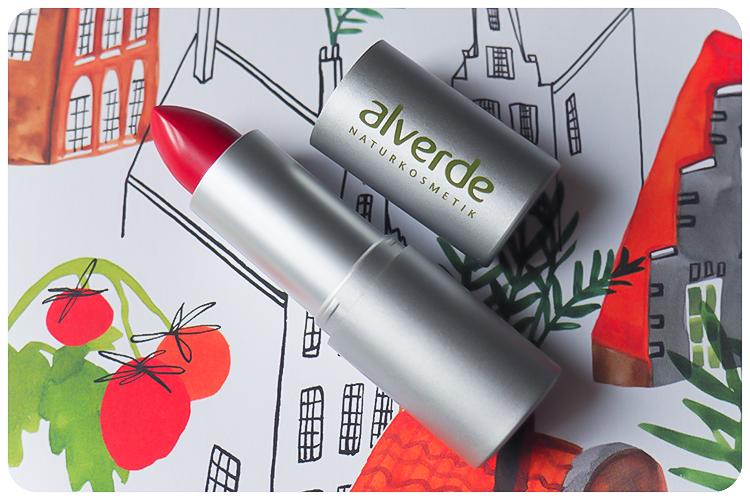 Alverde Color & Care Cherry