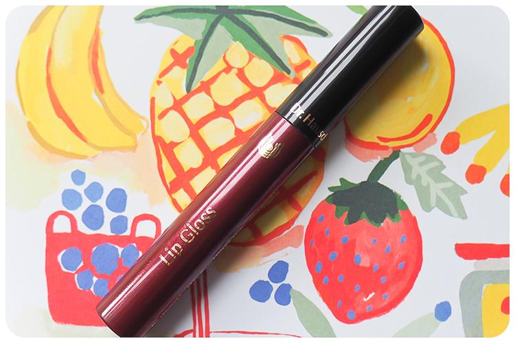 dr hauschka lipgloss 06 blackberry