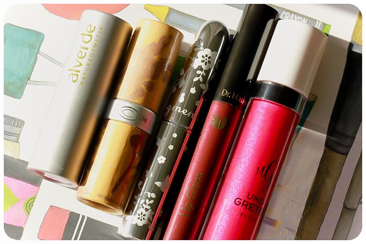 naturkosmetik lippenstift lipgloss beerenton